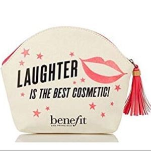 Benefit Cosmetic Bag